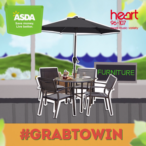 Asda Heart instagram video