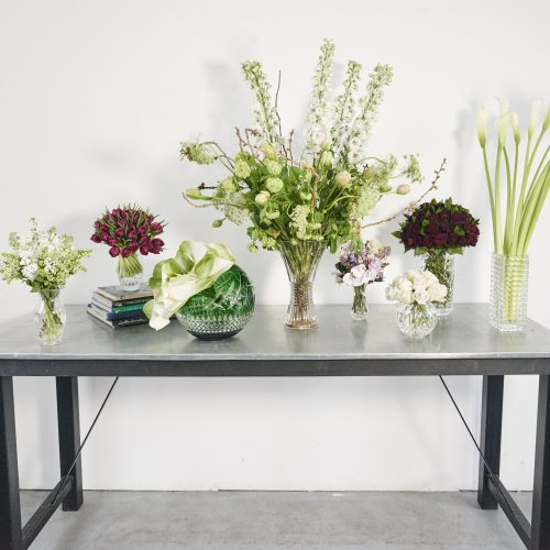 flower arranging tips McQueens