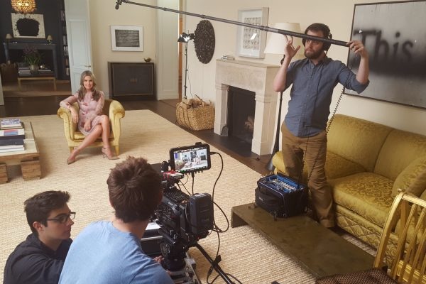 aerin lauder profile film