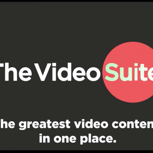 the video suite
